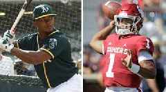 Kyler Murray: Meet the 21-year-old who could be a superstar at two different sports
