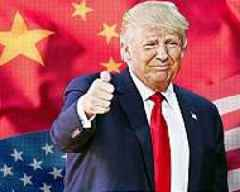 Trump says trade deal with China likely