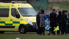 Charlton v Man Utd abandoned because there was no oxygen to treat injured players