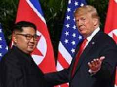 Top N.Korean plans summit with Trump on White House visit