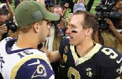 Skip Bayless expects a close contest between the Saints and Rams in the NFC Championship