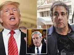 Mueller says bombshell BuzzFeed story Trump directed lawyer Cohen to lie to congress is FALSE