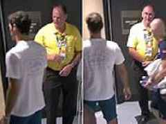 20-time Grand Slam champion Federer stopped by security after forgetting Australian Open pass