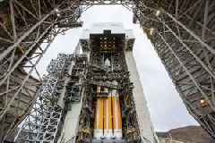 Watch ULA launch a secret satellite with its most powerful rocket