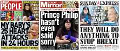 Prince Philip and me: what Duke did and didn't say to car crash victim