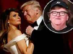 Donald and Melania Trump earn Golden Raspberry nominations for real antics in 'worst of' line-up