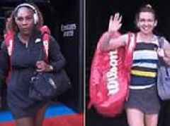 Serena Williams makes embarrassing mistake at Australian Open