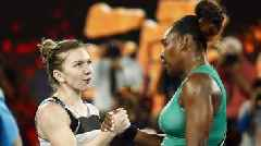 Williams knocks out Halep in epic last-16 tie