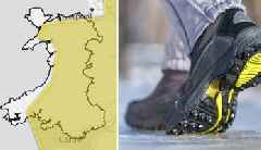 Met Office issues yellow weather warning for Wales