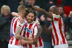 How has defeat of Leeds United and appointment of Nathan Jones affected Stoke City promotion odds?