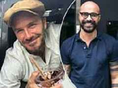 David Beckham's favourite snack: Celebrity chef reveals the favourite dishes of the stars