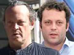 Vince Vaughn, 48, ditches his trademark curly locks