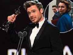 NTAs 2019: Bodyguard's Richard Madden pays tribute to co-star Keeley Hawes after winning