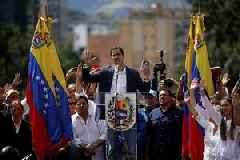 US, Canada, OAS Head Recognize Guaidó As The New President Of Venezuela