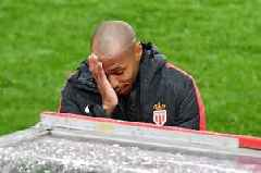 Thierry Henry facing the sack at Monaco three months after turning down Aston Villa job