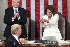 Trump Delivers Second State Of The Union Address