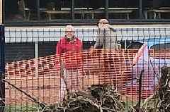 Cops warn paedophile Rolf Harris after he walked into primary school grounds and waved at kids