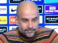 Manchester City's Pep Guardiola stresses importance of Chelsea clash as he wears bizarre jumper