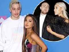 Ariana Grande hints that she was still in love with Mac Miller WHILE dating ex Pete Davidson