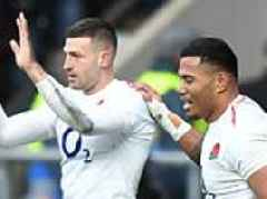 England 44-8 France PLAYER RATINGS: Jonny May is the form wing of 2019