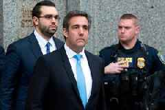 Former Trump Lawyer Cohen's Senate Testimony Postponed Due To Surgery