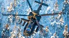 Army helicopters in Arctic Circle first