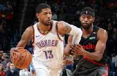 'It's one of the great stories in the NBA': Cris Carter praises Paul George's MVP-caliber season