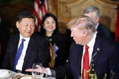 Trump Says He Could Extend Tariff Deadline If China Trade Deal Is Close