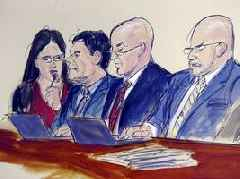 [UPDATE] Onetime Drug Lord 'El Chapo' Guzman Convicted On All Charges