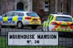 Man falls to death from Edinburgh mansion as emergency services race to scene