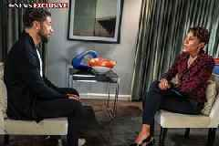 Jussie Smollett Tells Robin Roberts He's 'Pissed Off': 'How Do You Not Believe That?' (Video)