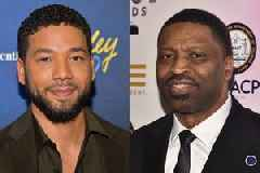 NAACP President on Media Coverage of Jussie Smollett Attack Story: 'Verging on Demonizing a Victim'