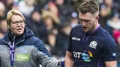 Stuart Hogg: Scotland coach Gregor Townsend 'very hopeful' over full-back's injury