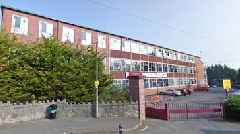 Eirias High School: Boy charged with attempted murder