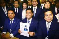 Thai election commission moves to dissolve party linked to princess