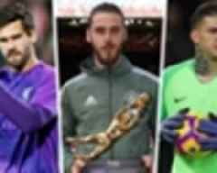 Premier League Golden Glove: Winners, contenders & everything you need to know