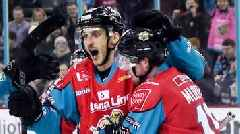 Challenge Cup: Belfast Giants beat Glasgow Clan in second leg to make final