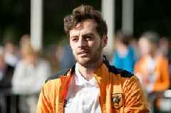 Former Hull City midfielder Ryan Mason still struggling to come to terms with his premature retirement