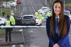 Dad was in car that killed his own daughter, 12, in tragic Motherwell road accident