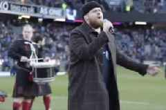 Tom Walker and Red Hot Chilli Pipers version of Leave A Light On to be released as a single