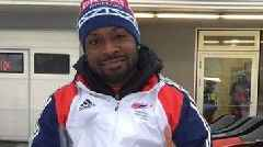 Para-bobsleigh World Cup: Corie Mapp wins bronze for GB