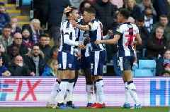 'Clapped off the pitch by opposition fans' - we rate the West Brom players after Baggies dismantle Aston Villa