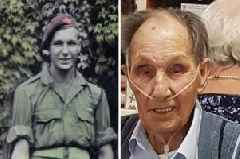 Family appeal for mourners at military funeral of 'a wonderful old soldier'