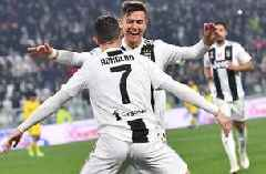 Joint celebration shows growing Ronaldo, Dybala rapport