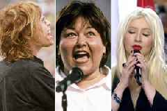 13 Worst Celebrity National Anthem Performances of All Time, From Roseanne to Fergie (Videos)