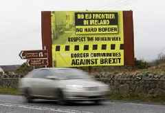 Report Warns Hard Border Between UK, Northern Ireland Would Lead To More Violence