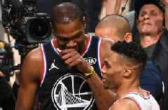 Colin Cowherd: The Kevin Durant and Russell Westbrook split was 'as bad as a divorce gets in sports'