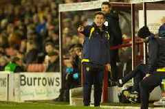 Nigel Clough says Burton Albion should have had a penalty in 0-0 draw with Barnsley