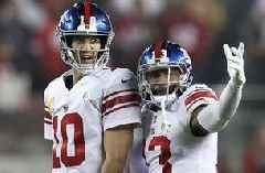 Rob Parker: 'It's a total waste' to keep Odell Beckham Jr. if Eli Manning remains the Giants QB