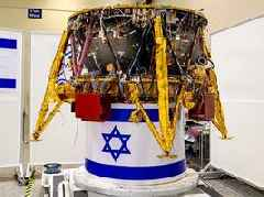 SpaceX is about to launch an Israeli mission to the moon. If successful, it would be the world's first private lunar landing.
